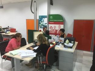 Junta de andaluc a el paro sube en septiembre en for Oficina de desempleo malaga