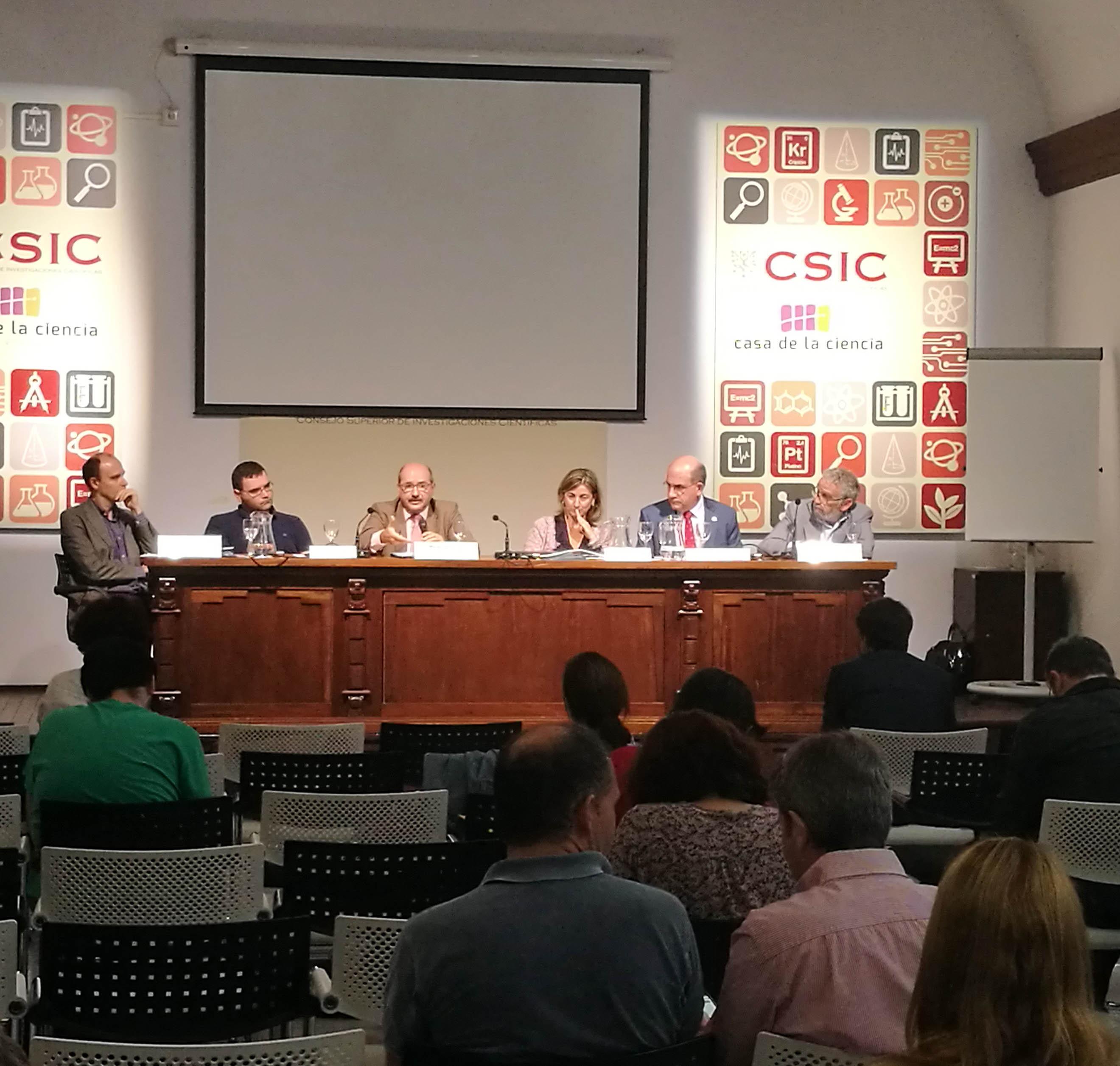 Jornada conmemorativa X Aniversario ERC