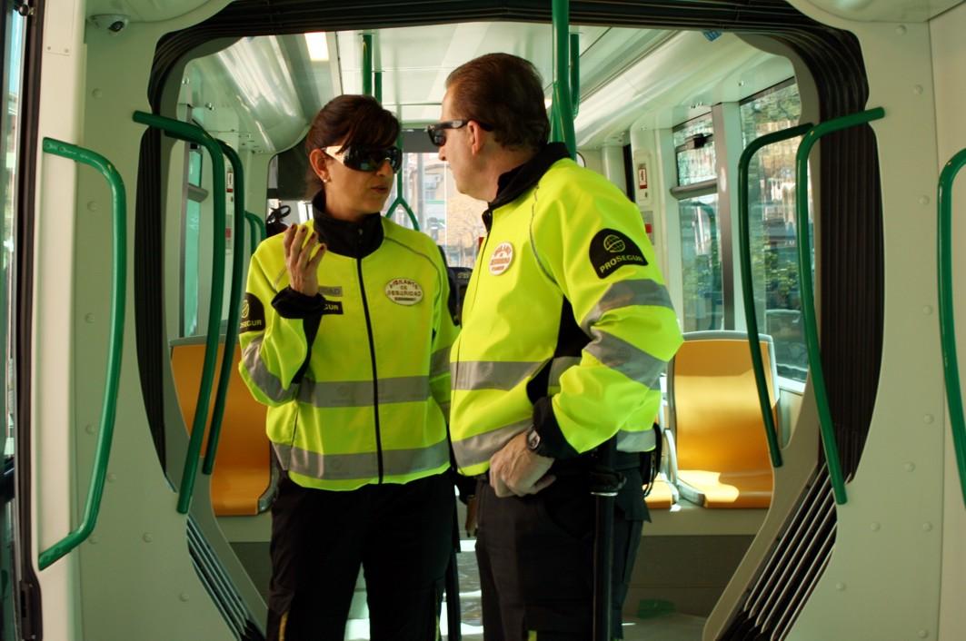 Vigilancia Metro Granada