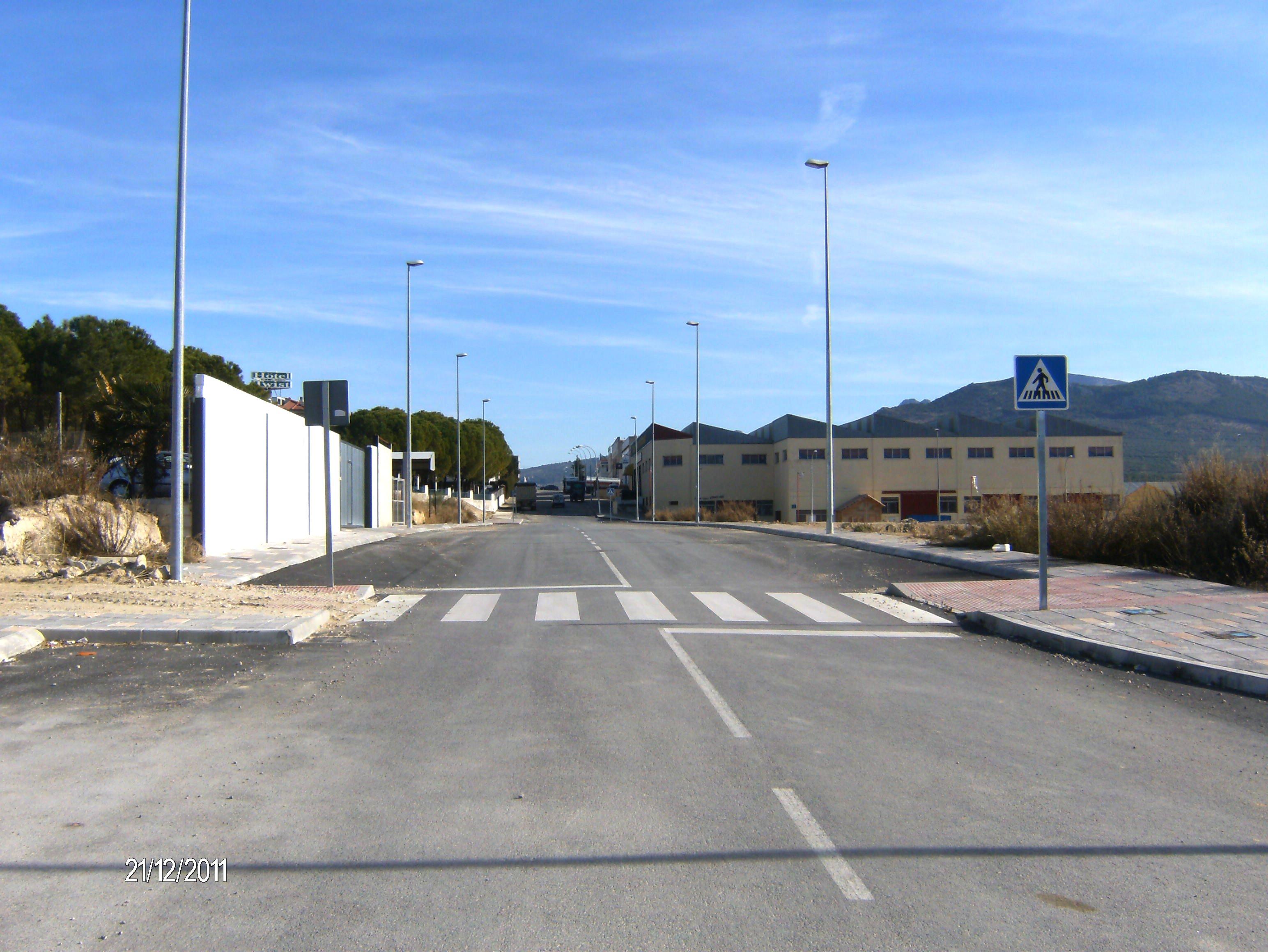 Parcelas de suelo industrial en venta en Jaén