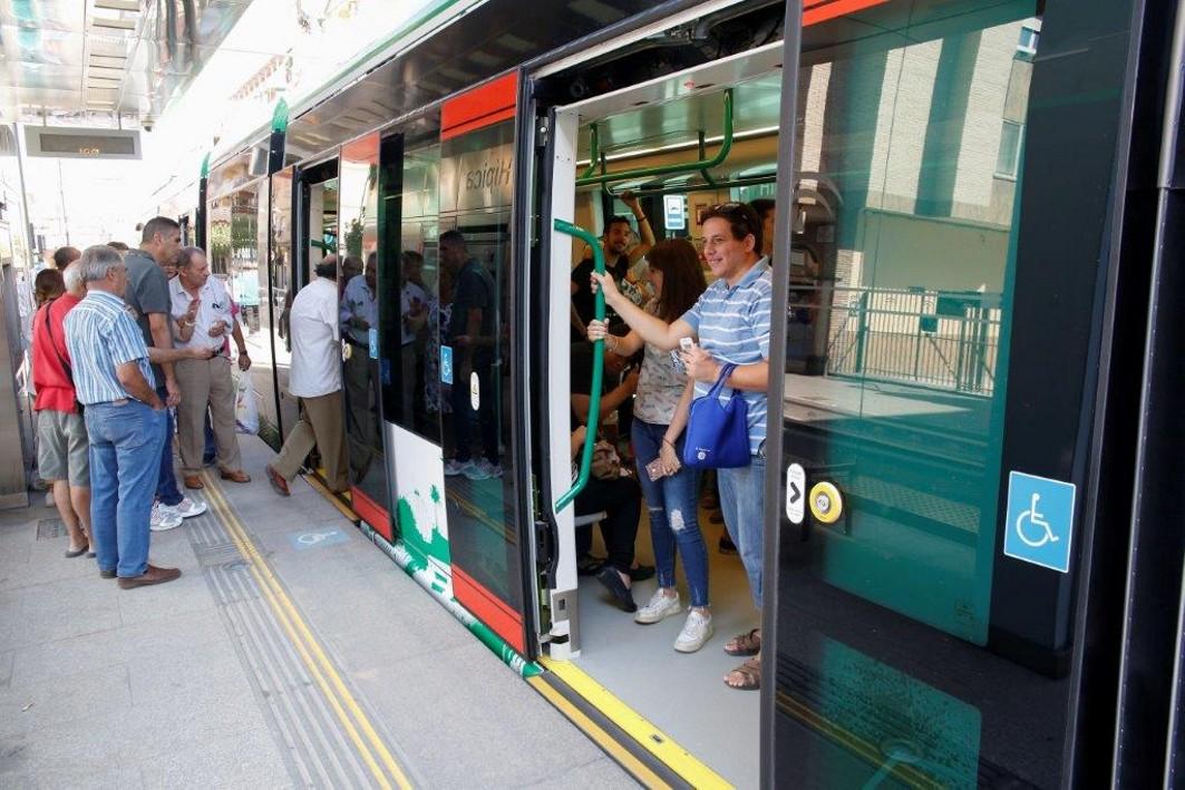 Usuarios Metro Granada