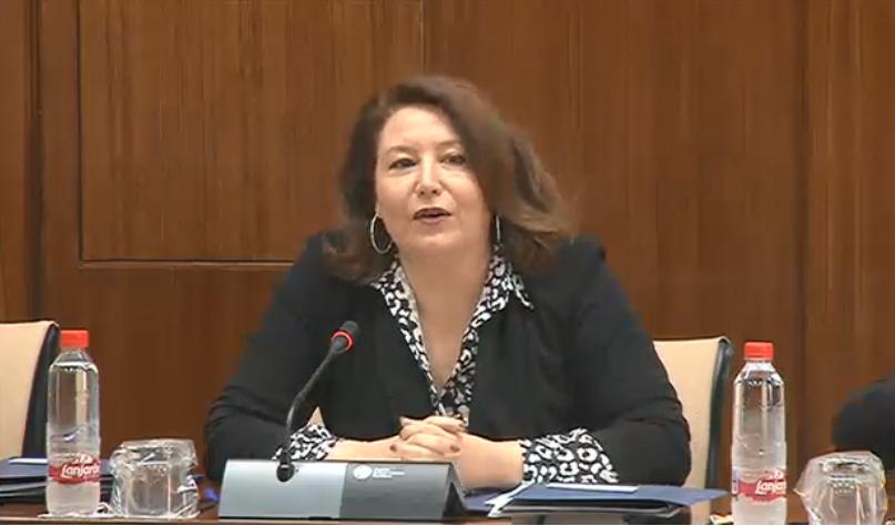 """Junta de Andalucía - Carmen Crespo pide """"altura de miras"""" a todas ..."""