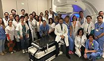 El nuevo acelerador lineal de máxima precisión del Hospital Macarena atenderá a 450 pacientes al año