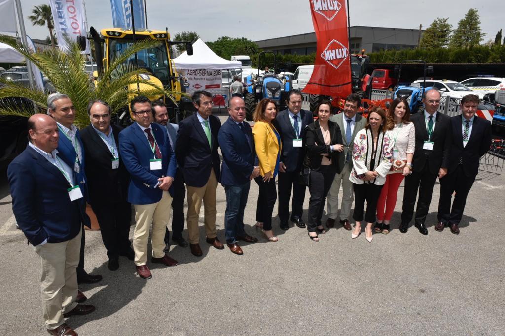 Antequera ha acogido la asamblea de Asaja-Málaga