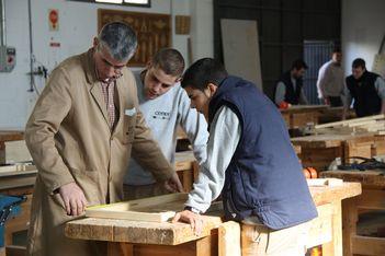 Resultado de imagen de Escuela de la Madera del Servicio Andaluz de Empleo (SAE)