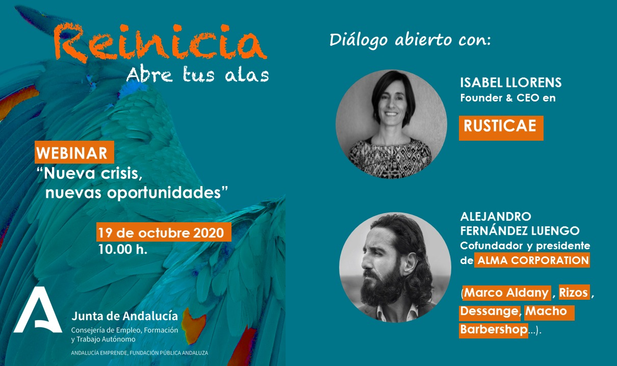 Junta De Andalucia La Junta Lanza Un Programa De Asesoramiento Para Ayudar A Pymes Autonomos Y Emprendedores A Reorientar Sus Negocios Para Afrontar La Crisis