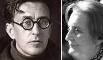 En la imagen, los autores Emilio Prados y Mariluz Escribano, Autor del Año y Clásica Andaluza de 2021