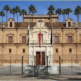 Resultado de imagen de El Parlamento andalucia