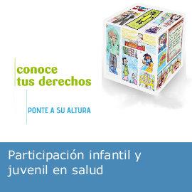 Participación infantil y juvenil en salud