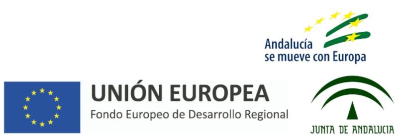 Andalucía se mueve con Europa. Fondo Europeo de Desarrollo Regional