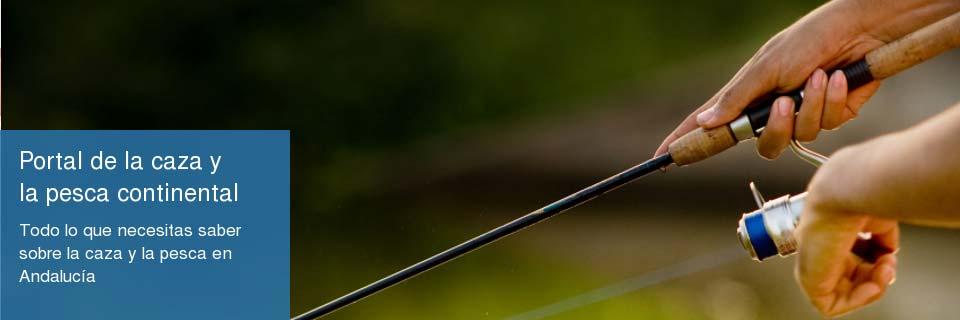 Portal de la caza y la pesca continental