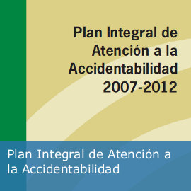 Plan Integral de Atención a la Accidentabilidad 2007-2012