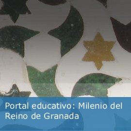 Portal educativo Milenio Reino de Granada