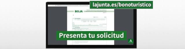 Presenta tu solicitud al Bono turístico andaluz