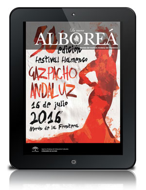 La nueva alboreá : revista del Instituto Andaluz del Flamenco