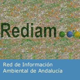 Red de información ambiental de Andalucía: Rediam