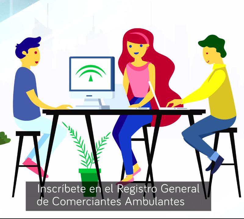 Campaña informativa Comercio Ambulante.