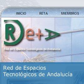 Red de espacios tecnológicos de Andalucía: Reta