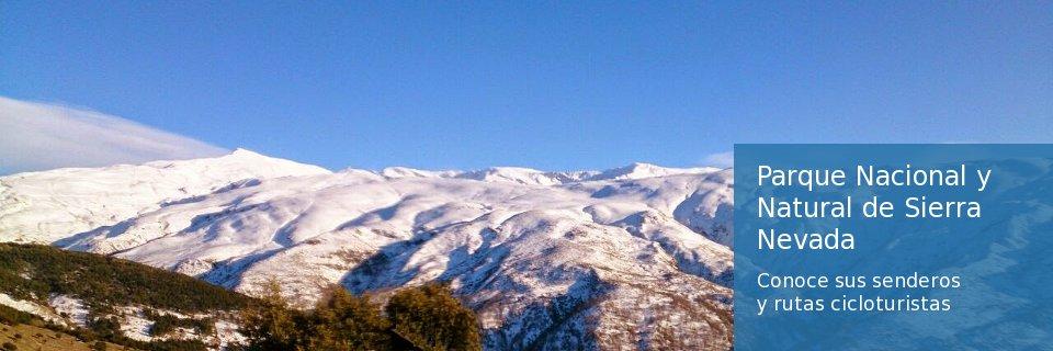 Senderos Sierra Nevada