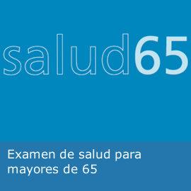 Examen de salud para mayores de 65