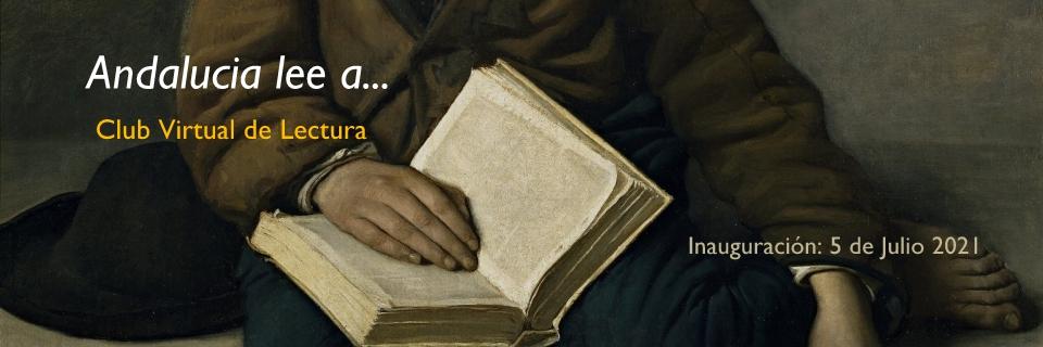 Club virtual de Lectura Andalucía lee a...
