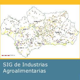 SIG de Industrias Agroalimentarias
