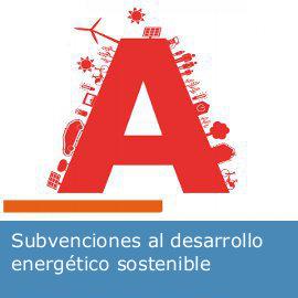 Subvenciones para el desarrollo energético sostenible de Andalucía