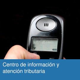 Centro de Información y Atención Tributaria