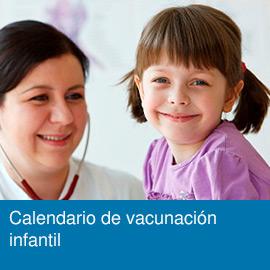 Calendario vacunaciones 2017
