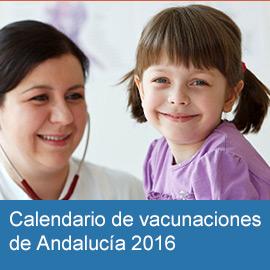 Calendario vacunaciones 2016