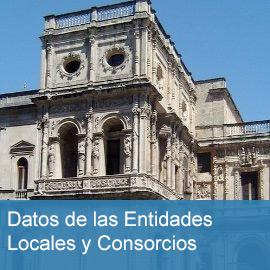 Directorio de Entidades Locales y Consorcios
