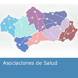 Censo de asociaciones de salud de Andalucía