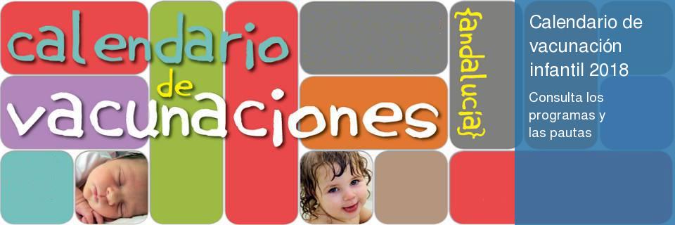 Vacunación Infantil 2018