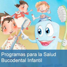 Programas para la salud bucodental infantil