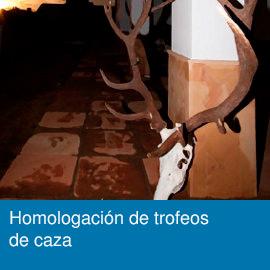 Manual de Medición para la Homologación de Trofeos de Caza en Andalucía