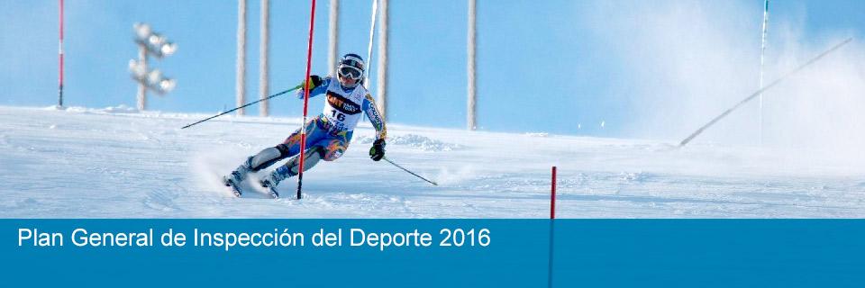 Plan General de Inspección del Deporte