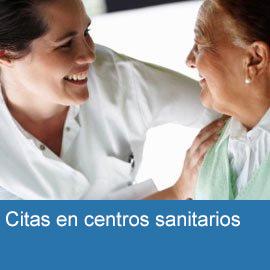 Citas en centros sanitarios