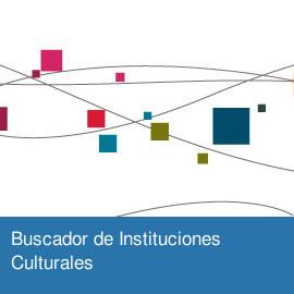 Buscador de Instituciones Culturales