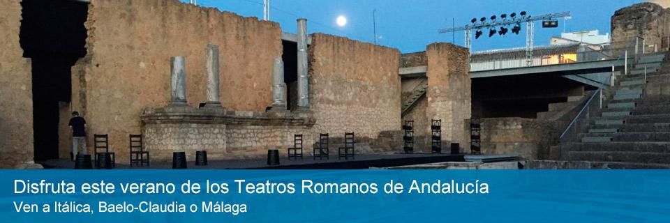 Teatros Romanos