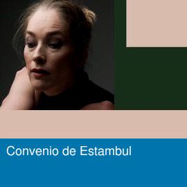 """""""Convenio de Estambul """" para la prevención y lucha de la violencia doméstica"""