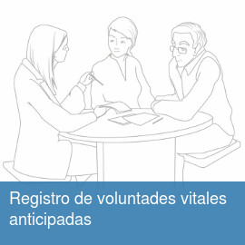 Registro de Voluntades Vitales Anticipadas