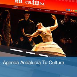 Agenda de Andalucía tu Cultura #AgendaATC