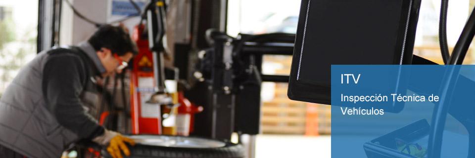 ITV: Inspección Técnica de Vehículos