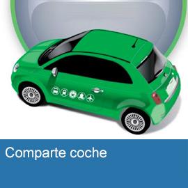 Comparte coche