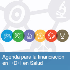 Convocatoria 2016. Fundación Progreso y Salud