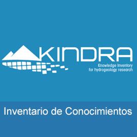 Kindra: Inventario de conocimientos para la investigación hidrogeológica