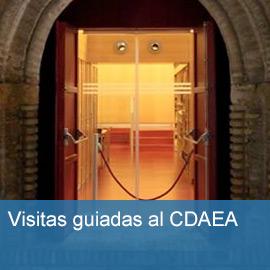 Visitas guiadas al CDAEA