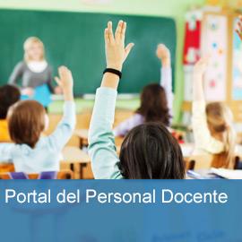 Portal del Personal Docente