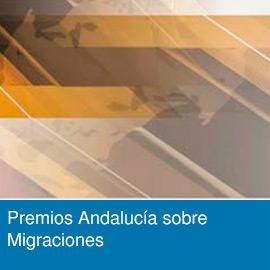 Premios Andalucía sobre Migraciones 2018