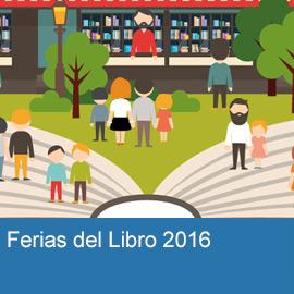Ferias del Libro 2016 Cultura